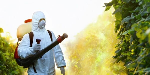 Critical Understanding Of Glyphosate And Our Health glyphosate Why Glyphosate Is So Bad - Dr Zach Bush spraying crops